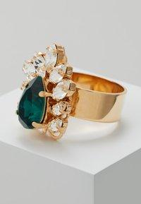 Anton Heunis - Ring - green/gold-coloured - 5