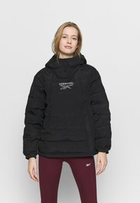 Reebok - Down jacket - black - 0