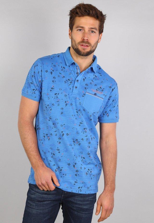 Polotričko - niagara blue