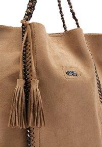 IZIA - Tote bag - camel - 4