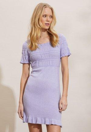 LORI - Jumper dress - lilac shadow