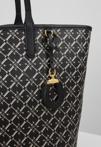 Lauren Ralph Lauren - COATED COLLINS - Tote bag - black heritage - 6