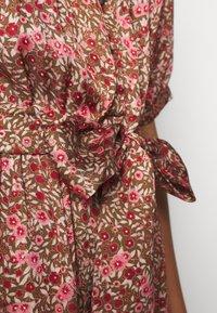Lily & Lionel - HEATHER DRESS - Skjortekjole - astor olive - 5