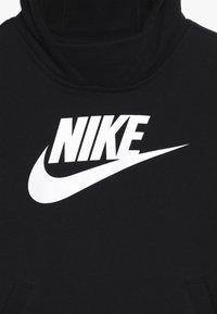 Nike Sportswear - Luvtröja - black/white - 4