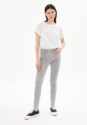 TILLAA - Jeans Skinny Fit - iron