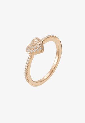 Ringe - rose gold-coloured