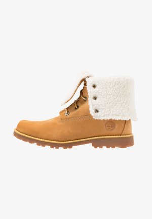 6 IN WP BOOT - Lace-up ankle boots - wheat