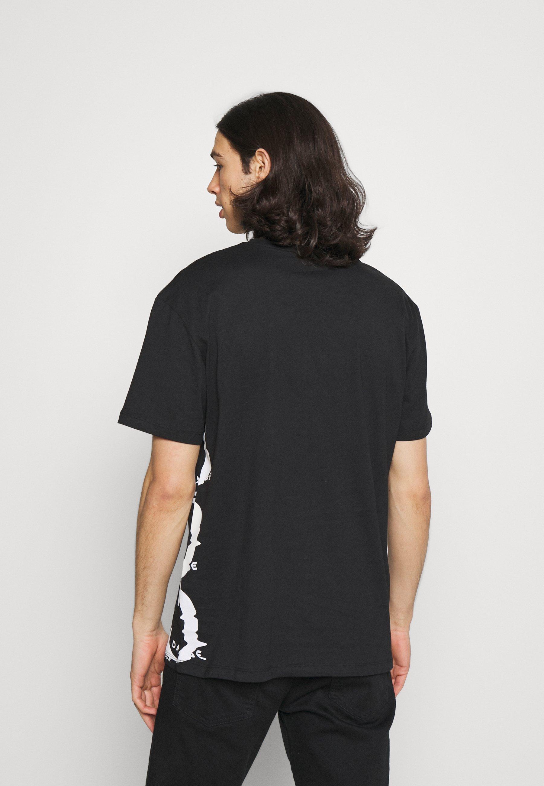Men LIQUIFY TEE - Print T-shirt