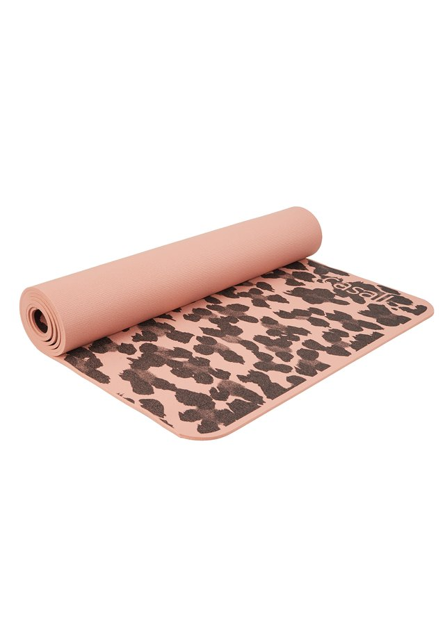 EXERCISE MAT CUSHION 5MM - Fitness / Yoga - pink