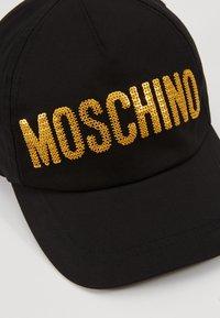 MOSCHINO - HAT - Lippalakki - black - 2