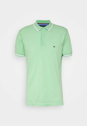 BASIC TIPPED REGULAR - Polo shirt - neo mint