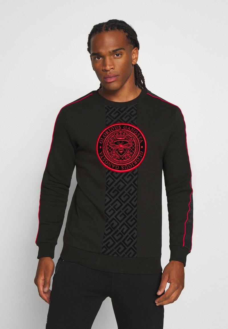 Glorious Gangsta - JAVAN CREW - Sweatshirts - black