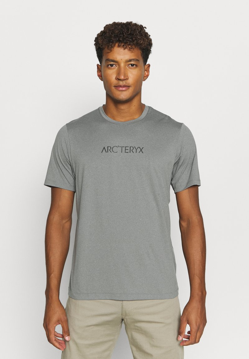 Arc'teryx - REMIGE WORD MEN'S - Print T-shirt - cryptochrome