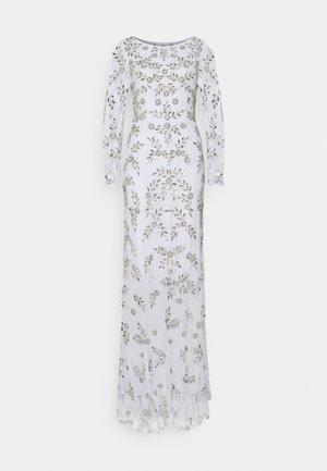 ALL OVER FLORAL DRESS - Iltapuku - ivory