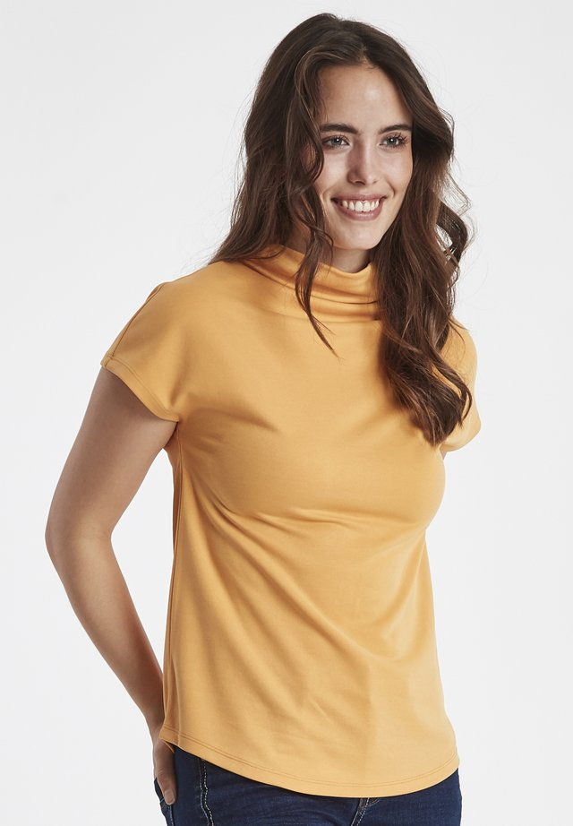 Basic T-shirt - butterscotch