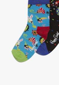 Happy Socks - BIRTHDAY KIDS GIFT BOX 3 PACK - Socks - multicoloured - 4