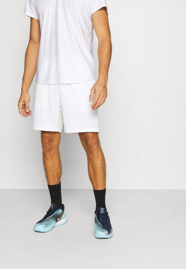 SHORTS TABER - Sports shorts - brilliant white
