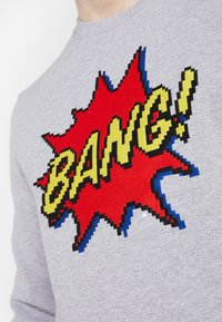 Bricktown - BIG BANG - Sweater - heather grey - 4