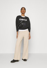 Topshop - SOFT TROUSERS - Trousers - clay - 1