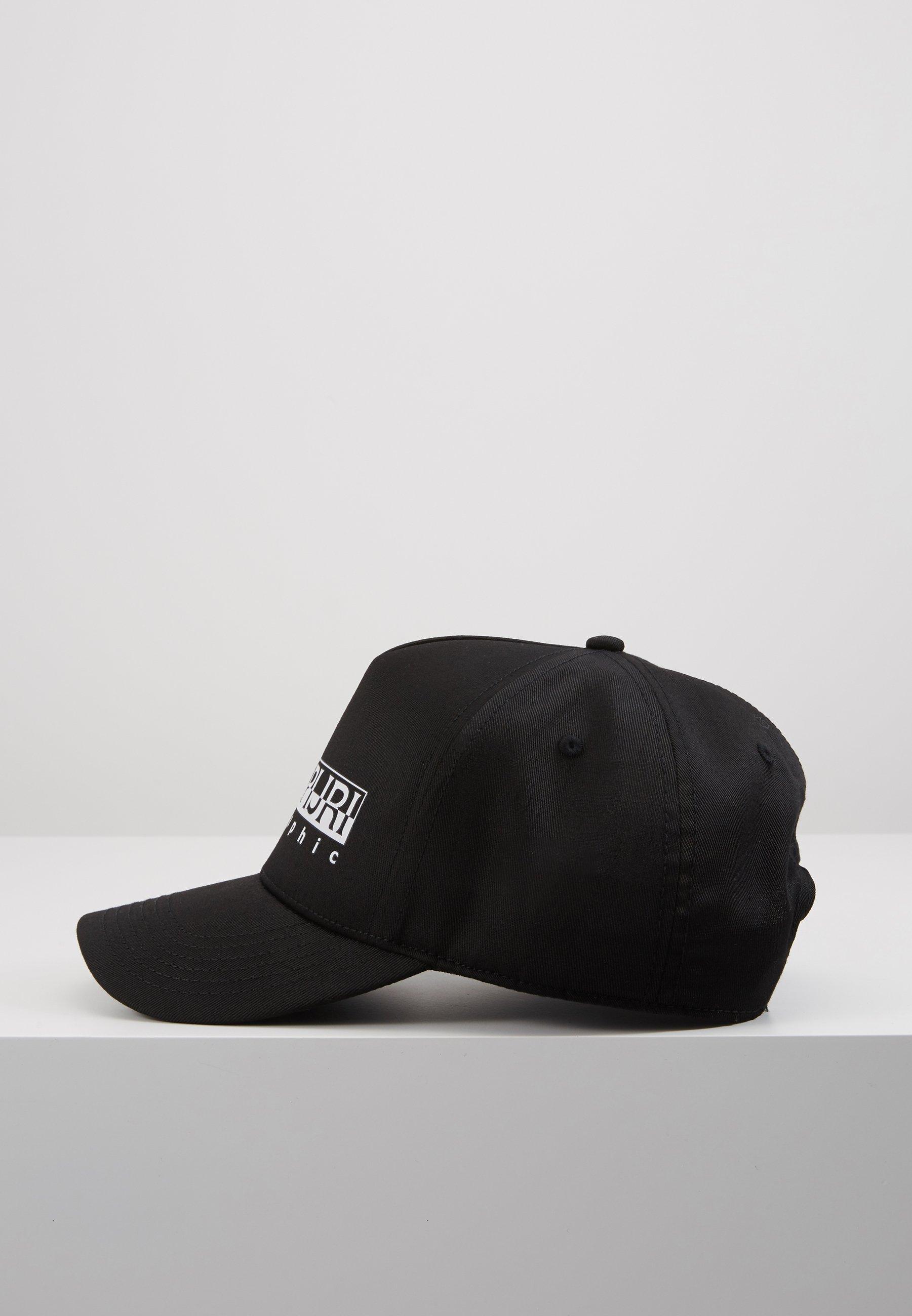 Napapijri Framing - Cap Black/schwarz