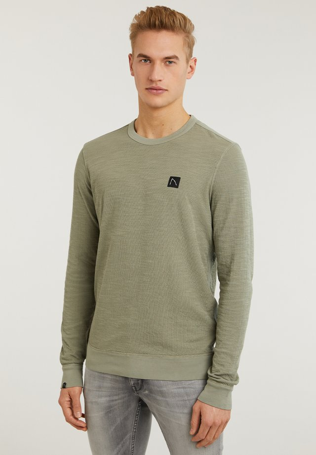 BURREL - Sweater - green