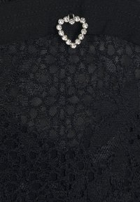 Pour Moi - STRAPPY BLING CAMI SUSPENDER - Corset - black - 6
