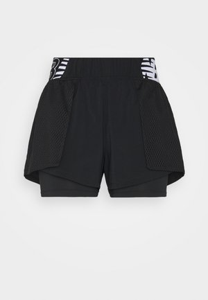 RELENTLESS SHORT - Pantalón corto de deporte - black