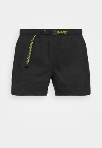 CLASS BELTED SHORT  - Sports shorts - black