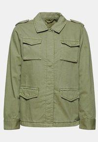 Esprit - Summer jacket - light khaki - 9