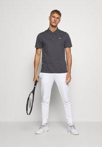 Lacoste Sport - HERREN KURZARM - Poloshirts - graphite - 1