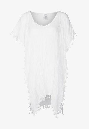 AMNESIA KAFTAN - Beach accessory - white