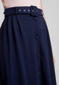 mint&berry - A-snit nederdel/ A-formede nederdele - navy - 4