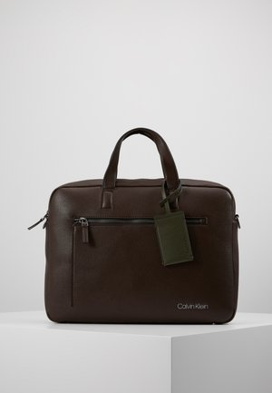 POCKET LAPTOP BAG - Briefcase - black