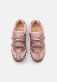 Geox - DJROCK GIRL - Sneakers basse - light rose - 3
