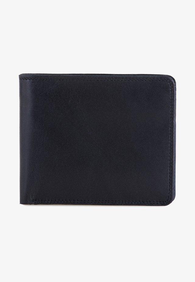 STANDARD  - Wallet - black/blue