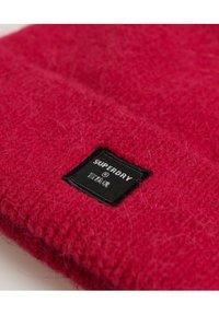 Superdry - Beanie - fenway pink - 4