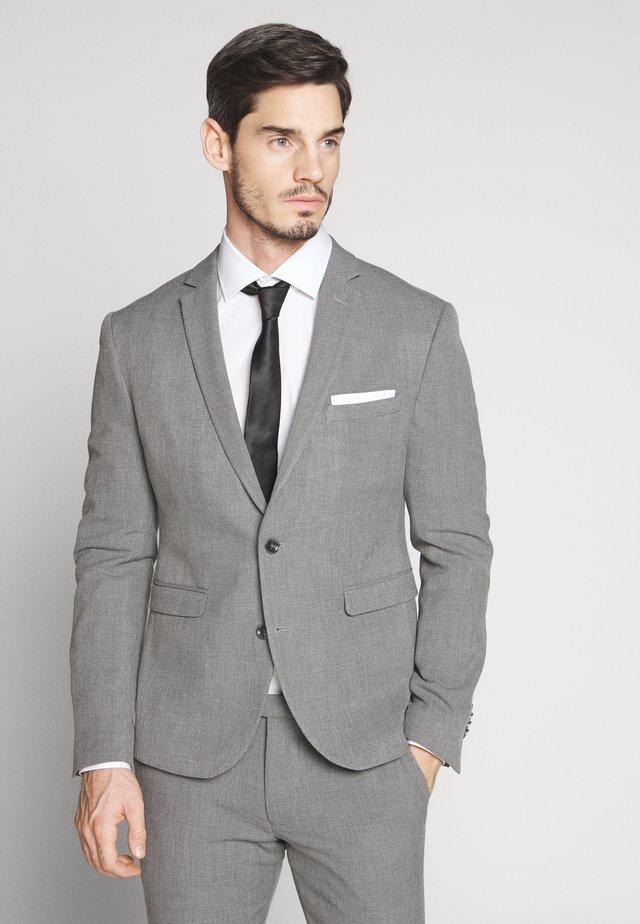 CIPULETTI SUIT - Oblek - grey