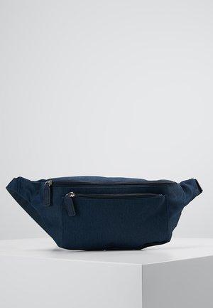 BERGEN - Bum bag - navy