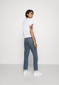 Levi's® - GRAPHIC SURF TEE - Printtipaita - white - 3