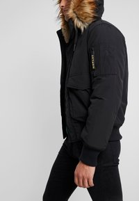 Replay - Winter jacket - black - 4