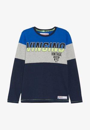 JUNIUS - T-shirt à manches longues - dark blue