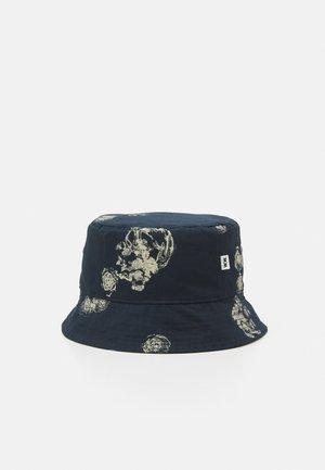 GRAPHIC BUCKET HAT - Klobouk - blue