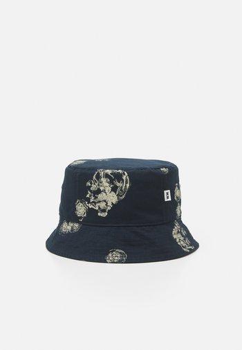 GRAPHIC BUCKET HAT - Hattu - blue