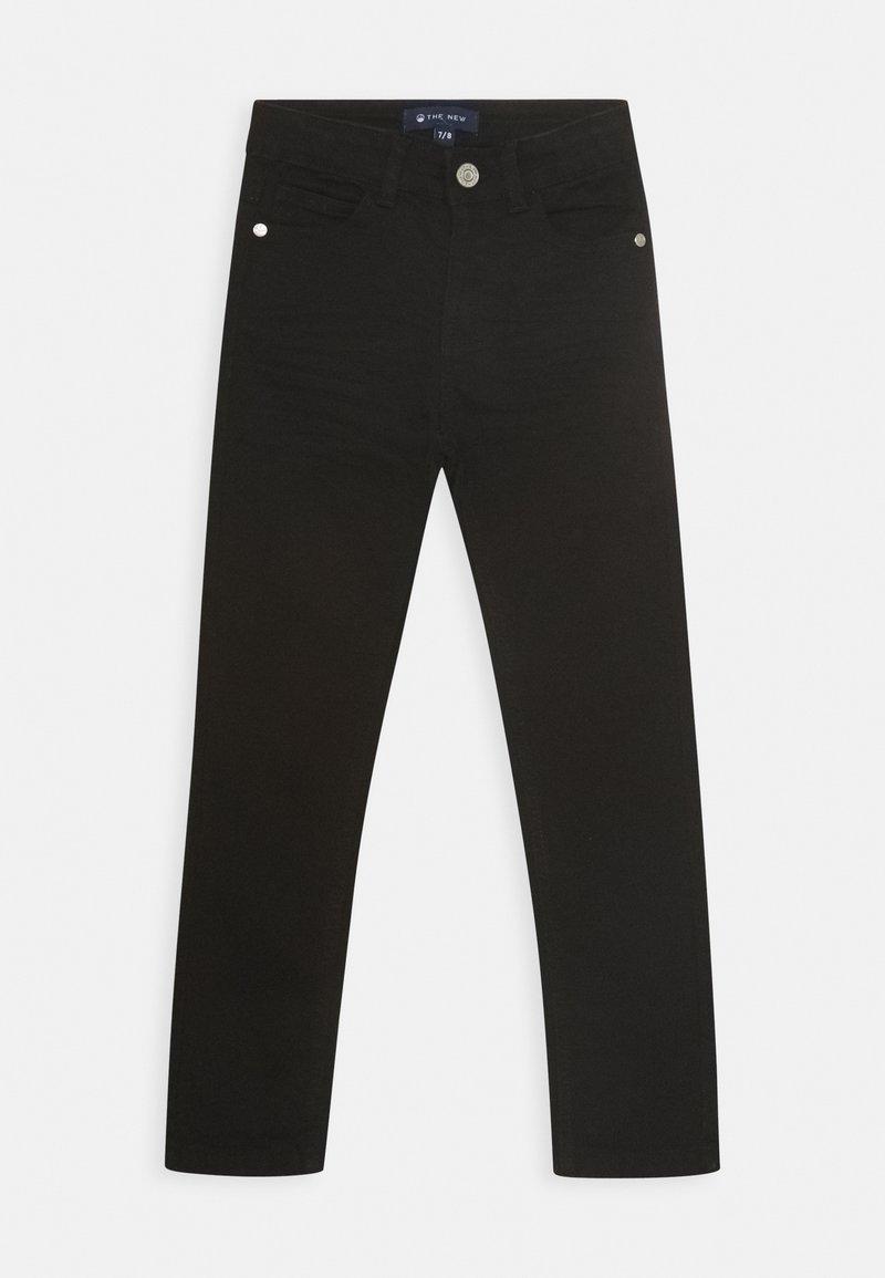 The New - COPENHAGEN - Slim fit -farkut - black