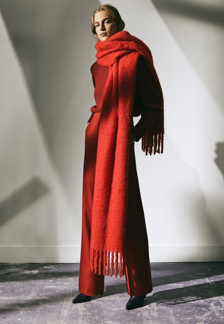 Massimo Dutti - Jumper - red