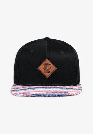 Cap - black/multi