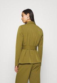 ICHI - ALEXA - Blazer - fir green - 2