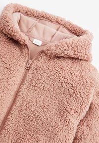 Next - Fleece jacket - pink - 2