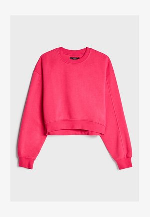 Sweater - neon pink