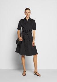 Lauren Ralph Lauren - DRESS - Abito a camicia - black - 1